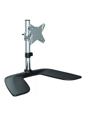 Brateck Single Monitor Stand Free Standing  from 13''-27'