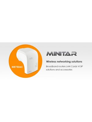 Minitar Wireless AC Repeater AP Router