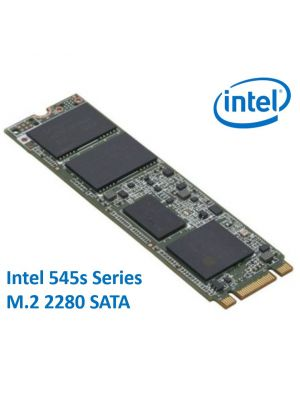 Intel 545s Series M.2 2280 128GB SSD SATA3 6Gbps 550/500MB/s TCL 3D NAND 75K/85K IOPS 1.6 Million Hours MTBF SFF Solid State Drive 5yrs Wty