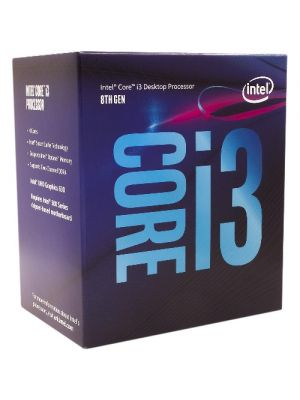 Intel Core i3-8300 3.7Ghz s1151 Coffee Lake 8th Generation Boxed 3 Years Warranty