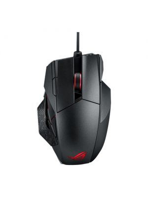 ASUS ROG SPATHA L701-1A Gaming Mouse Complete control for MMO victory