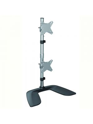 Brateck Dual  Monitor Vertical Desk Stand from 13''-27'
