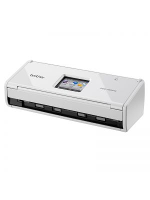 Brother ADS-1600W WIFI Document Scanner With Touch LCD, 20 Page ADF