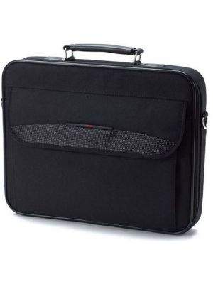 Toshiba 13.3' Business Topload Notebook Laptop Bag Carry Case Black Colour Smooth Carry Handles Shoulder Strap Light Weight Durable LS