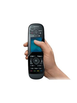 Logitech Harmony Ultimate One Touch Screen IR Remote Gesture control Harmony compatibility Easy online setup Power at the ready One-touch activities